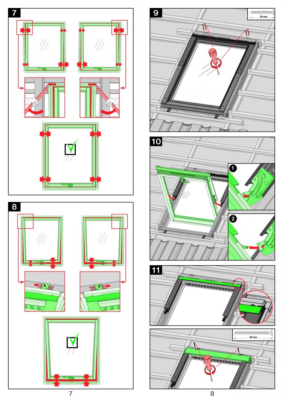 Pagina 4 - Ferestre de mansarda cu dubla articulare FAKRO FPP-V preSelect, FPU-V preSelect...