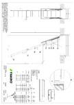 Scara modulara din lemn cu 3 module FAKRO - LWK Komfort