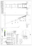 Scara modulara din lemn cu 3 module  FAKRO - LWS Smart