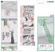 Scari modulare din lemn FAKRO - LST
