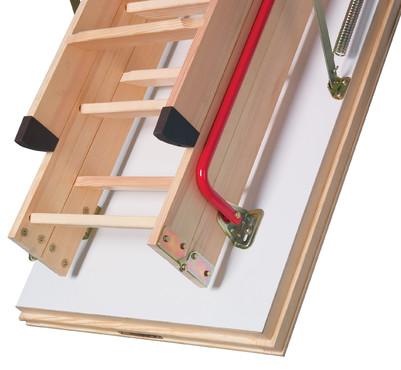Exemple de utilizare Scari modulare din lemn pentru acces la pod FAKRO - Poza 8