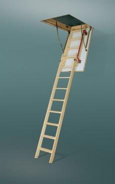 Exemple de utilizare Scari modulare din lemn pentru acces la pod FAKRO - Poza 9