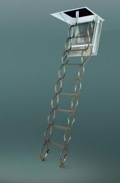 Exemple de utilizare Scari pantograf metalice pentru acces la pod FAKRO - Poza 6