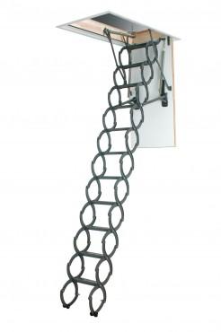 Exemple de utilizare Scari pantograf metalice pentru acces la pod FAKRO - Poza 5
