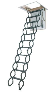 Exemple de utilizare Scari pantograf metalice pentru acces la pod FAKRO - Poza 4