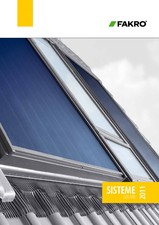 Sisteme solare pentru apa calda FAKRO