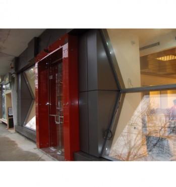 Lucrari, proiecte Proiect - EGNATIA Bank, Piata Domenii Bucuresti, Romania  - Poza 1