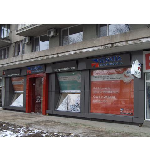 Proiect - EGNATIA Bank, Piata Domenii Bucuresti, Romania  - Poza 2