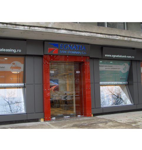 Proiect - EGNATIA Bank, Piata Domenii Bucuresti, Romania  - Poza 4