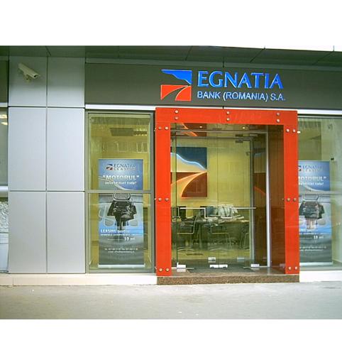 Proiect - EGNATIA Bank Militari Bucuresti, Romania  - Poza 1