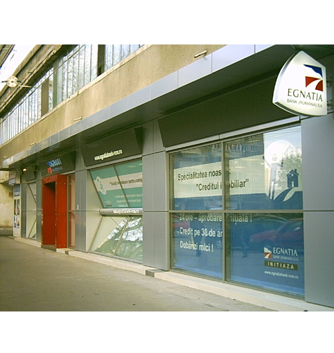 Proiect - EGNATIA Bank Militari Bucuresti, Romania  - Poza 2