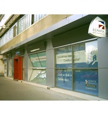 Lucrari, proiecte Proiect - EGNATIA Bank Militari Bucuresti, Romania  - Poza 2