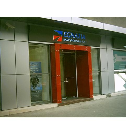 Proiect - EGNATIA Bank Militari Bucuresti, Romania  - Poza 3
