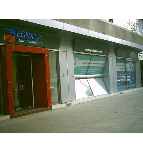 Proiect - EGNATIA Bank Militari Bucuresti, Romania  - Poza 4