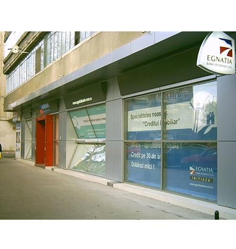 Proiect - EGNATIA Bank Militari Bucuresti, Romania  - Poza 5