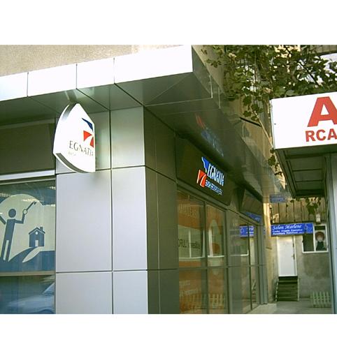 Proiect - EGNATIA Bank Militari Bucuresti, Romania  - Poza 6