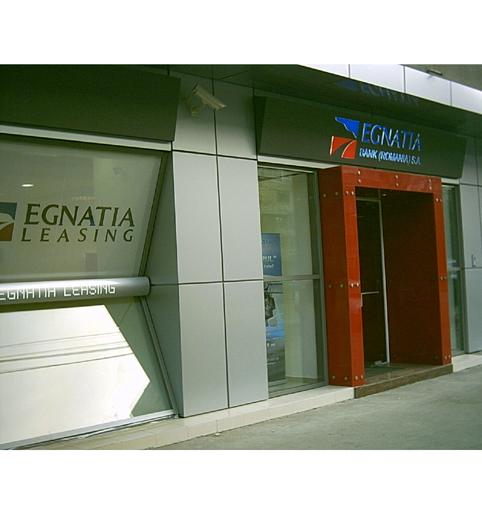Proiect - EGNATIA Bank Militari Bucuresti, Romania  - Poza 8