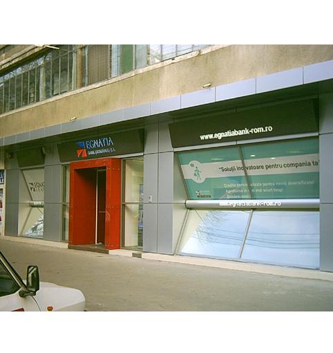 Proiect - EGNATIA Bank Militari Bucuresti, Romania  - Poza 9