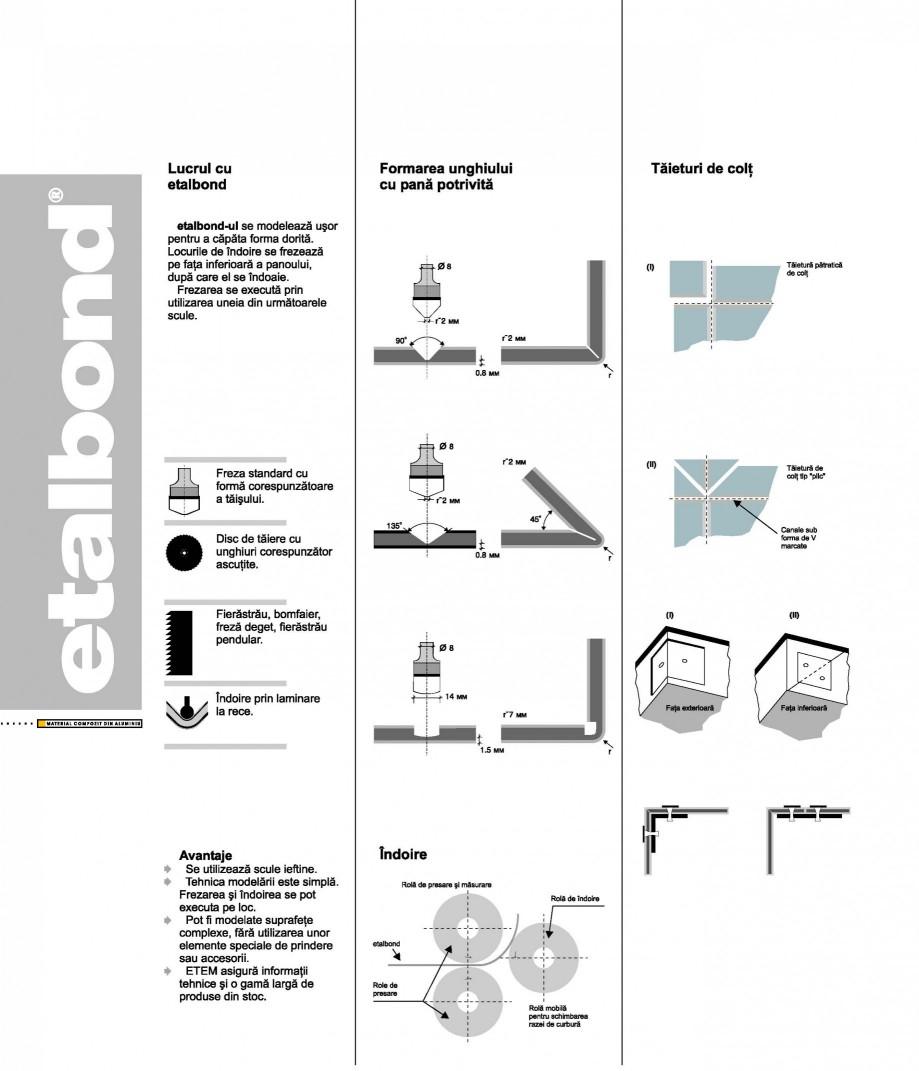 Pagina 1 - Panouri compozite din aluminiu ETALBOND etalbond ® light, etalbond ® slim,...