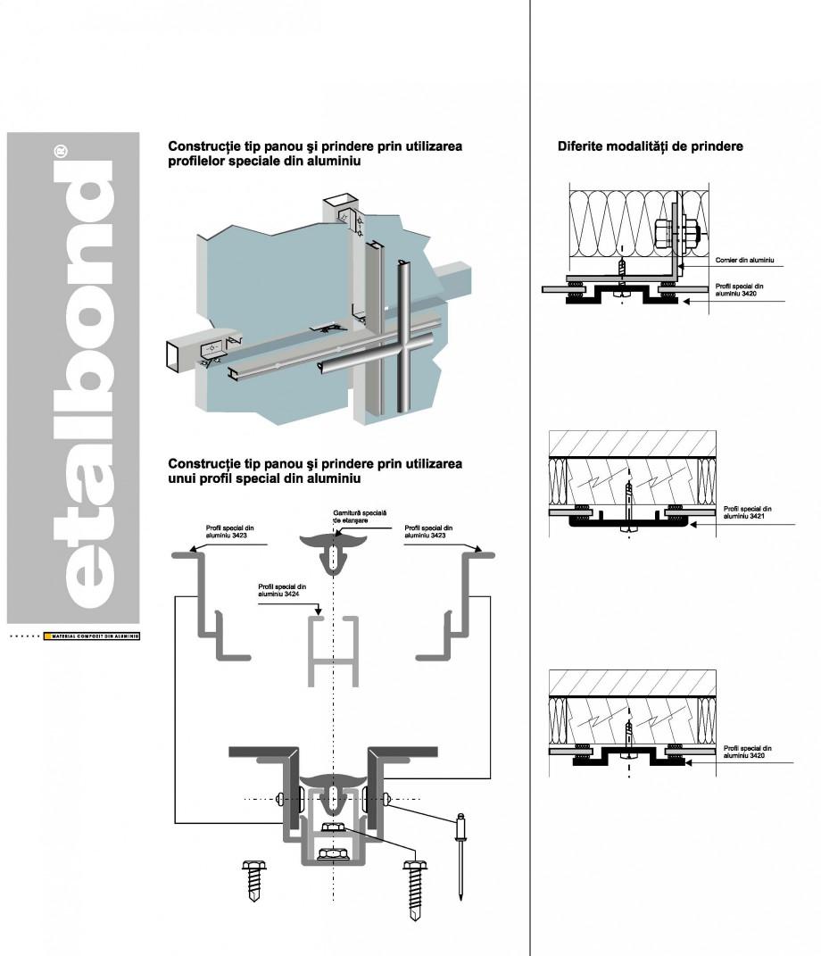 Pagina 3 - Panouri compozite din aluminiu ETALBOND etalbond ® light, etalbond ® slim,...