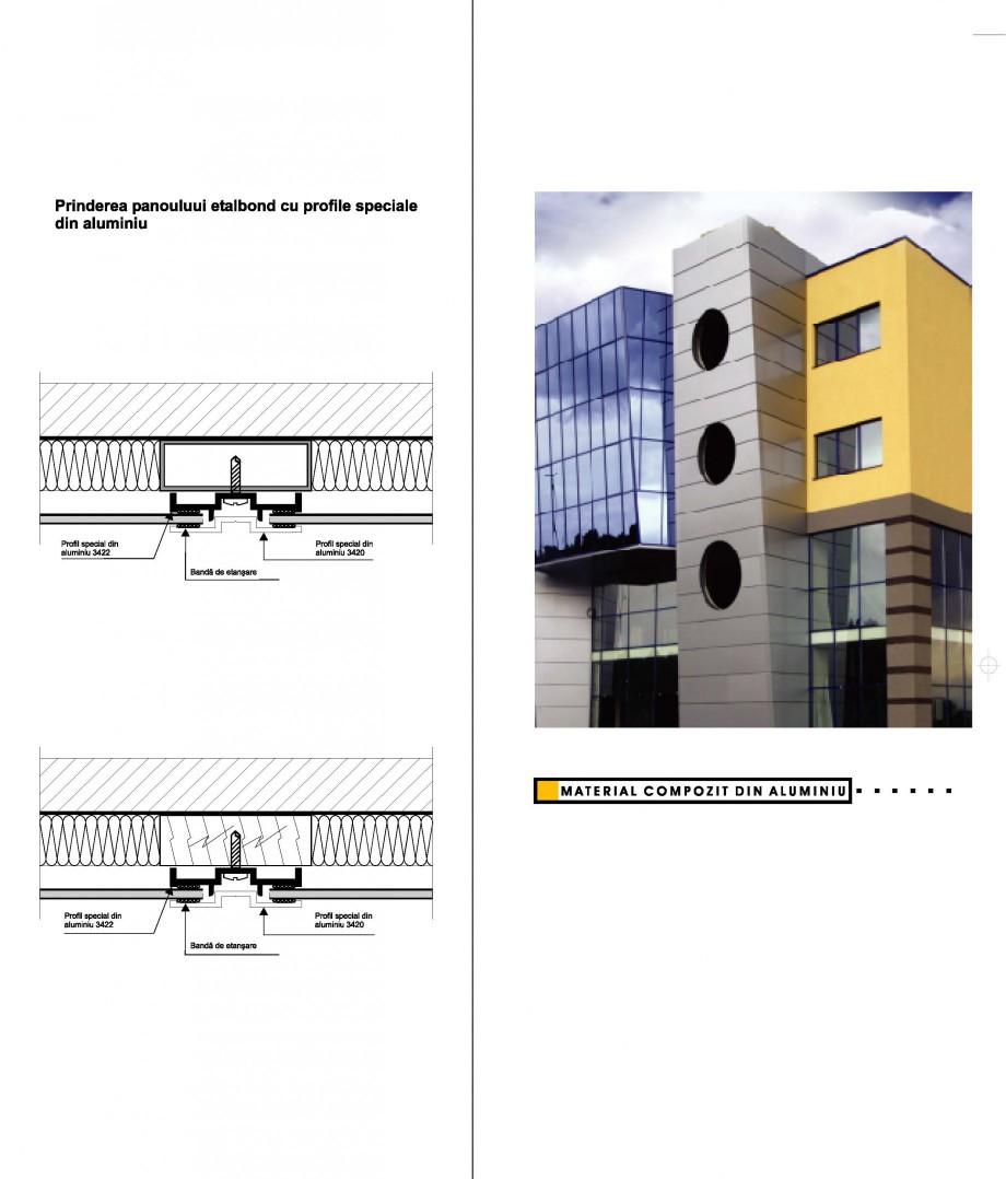 Pagina 4 - Panouri compozite din aluminiu ETALBOND etalbond ® light, etalbond ® slim,...