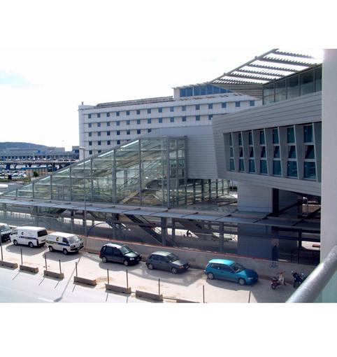 Proiect - Aeroport Suburban Railway Station Atena, Grecia ETALBOND - Poza 40