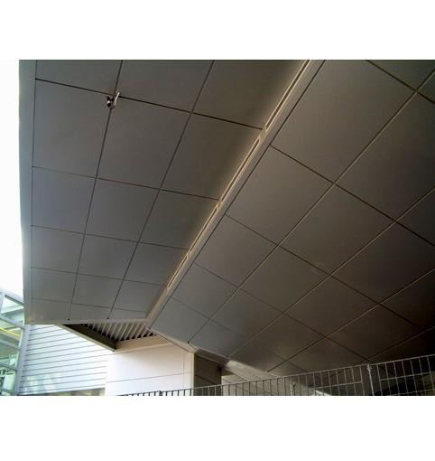 Proiect - Aeroport Suburban Railway Station Atena, Grecia ETALBOND - Poza 41