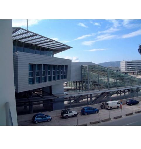 Proiect - Aeroport Suburban Railway Station Atena, Grecia ETALBOND - Poza 42