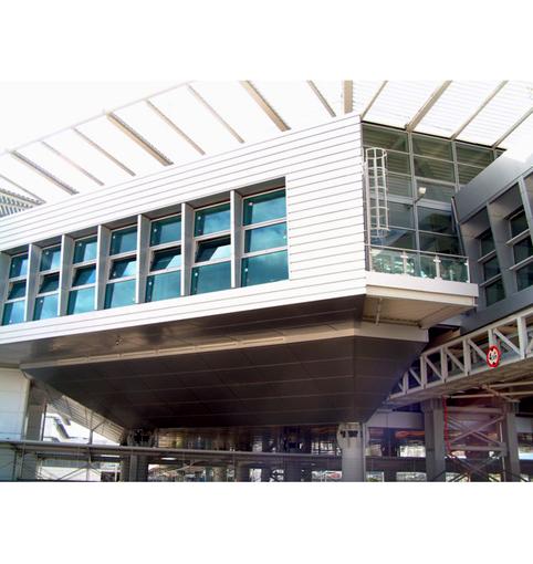 Proiect - Aeroport Suburban Railway Station Atena, Grecia ETALBOND - Poza 45