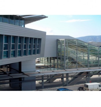 Lucrari, proiecte Proiect - Aeroport Suburban Railway Station Atena, Grecia ETALBOND - Poza 46