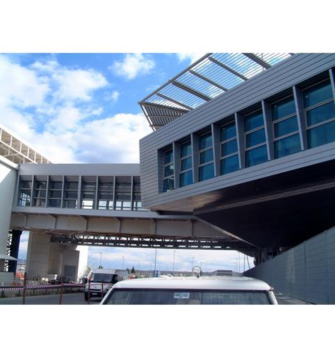 Proiect - Aeroport Suburban Railway Station Atena, Grecia ETALBOND - Poza 47