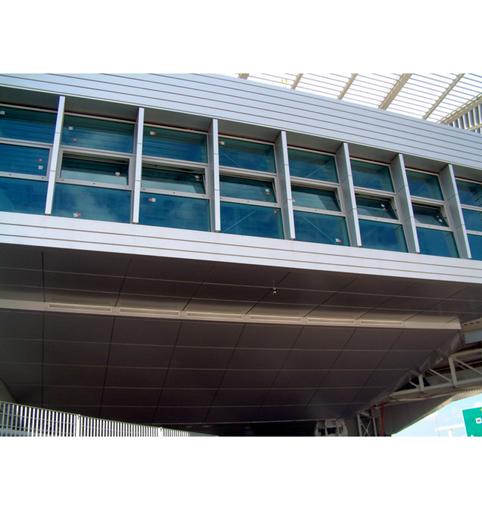 Proiect - Aeroport Suburban Railway Station Atena, Grecia ETALBOND - Poza 49