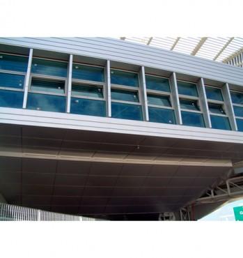 Lucrari, proiecte Proiect - Aeroport Suburban Railway Station Atena, Grecia ETALBOND - Poza 49