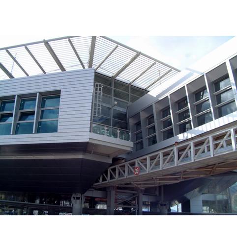 Proiect - Aeroport Suburban Railway Station Atena, Grecia ETALBOND - Poza 50