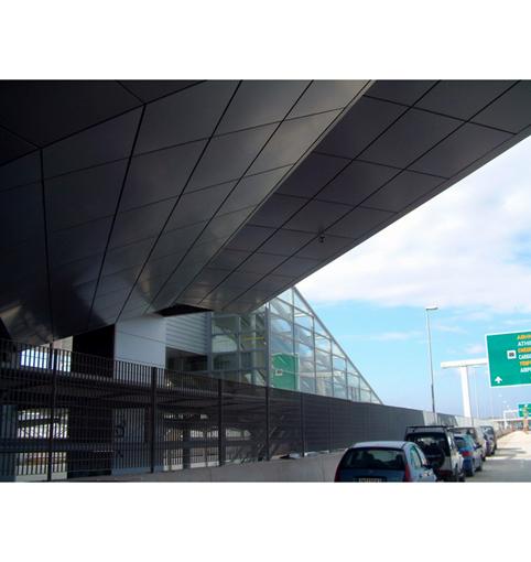 Proiect - Aeroport Suburban Railway Station Atena, Grecia ETALBOND - Poza 51