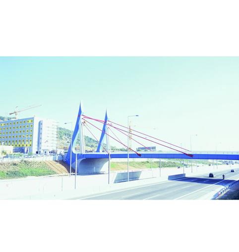 Proiect - Podul Attiki Odos, Peania, Grecia ETALBOND - Poza 52