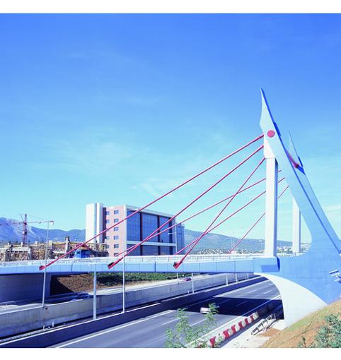Proiect - Podul Attiki Odos, Peania, Grecia ETALBOND - Poza 53