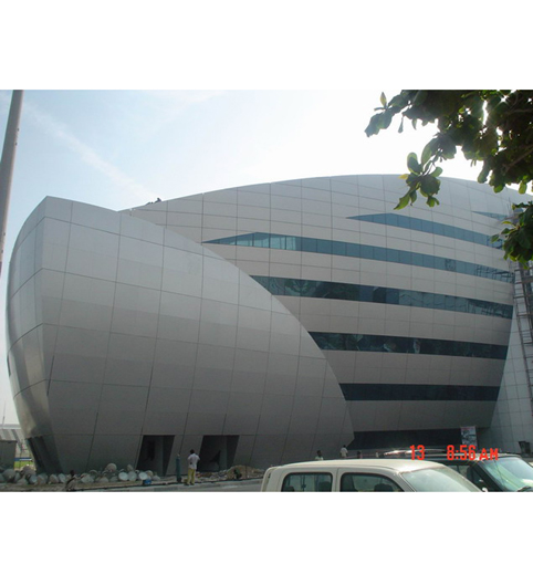 Proiect - Stadionul Bin Zayed, Abu Dhabi, EUA ETALBOND - Poza 58