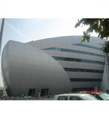 Lucrari, proiecte Proiect - Stadionul Bin Zayed, Abu Dhabi, EUA ETALBOND - Poza 58