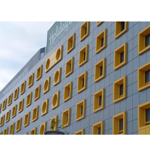 Proiect - Holiday Inn Peania, Grecia ETALBOND - Poza 87