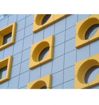 Lucrari, proiecte Proiect - Holiday Inn Peania, Grecia ETALBOND - Poza 88