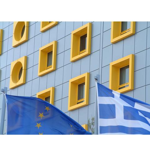 Proiect - Holiday Inn Peania, Grecia ETALBOND - Poza 89