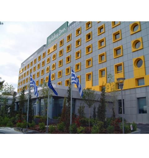 Proiect - Holiday Inn Peania, Grecia ETALBOND - Poza 90