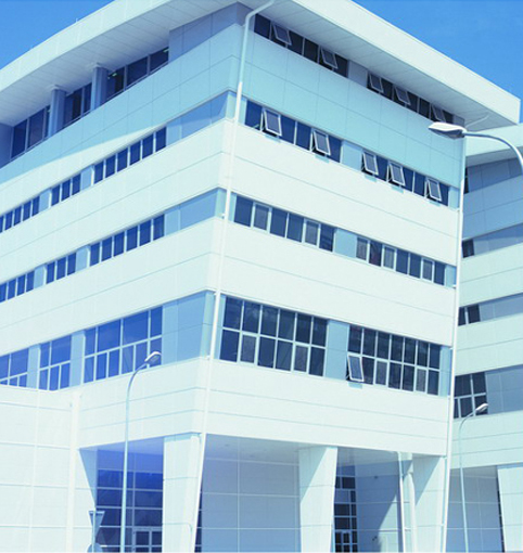 Proiect - IBC Broadcasting Center Atena, Grecia ETALBOND - Poza 92