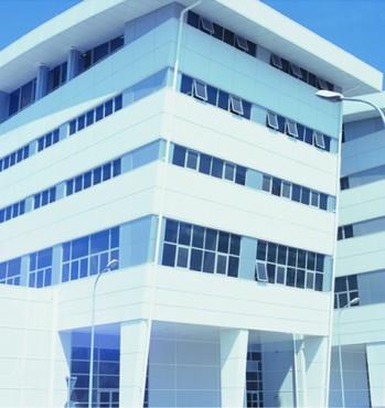 Lucrari, proiecte Proiect - IBC Broadcasting Center Atena, Grecia ETALBOND - Poza 92