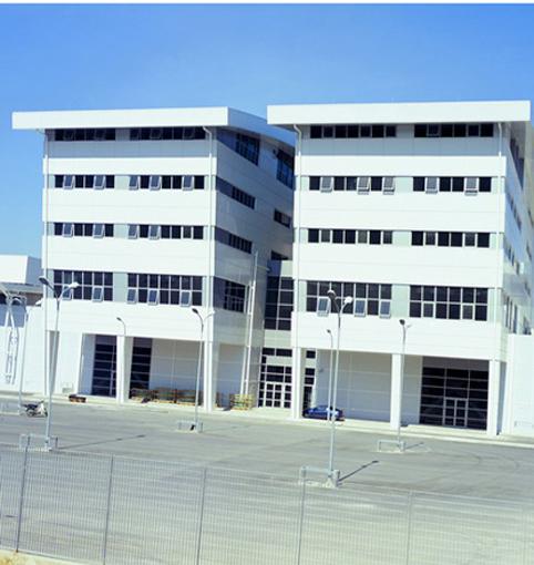 Proiect - IBC Broadcasting Center Atena, Grecia ETALBOND - Poza 93