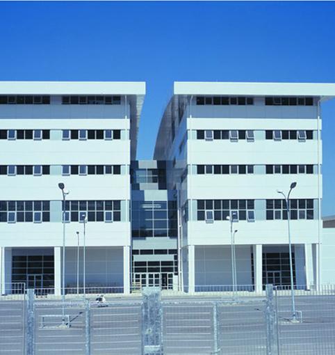 Proiect - IBC Broadcasting Center Atena, Grecia ETALBOND - Poza 94
