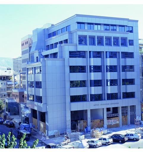 Proiect - IKA Building Atena, Grecia ETALBOND - Poza 95