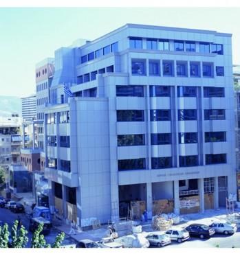 Lucrari, proiecte Proiect - IKA Building Atena, Grecia ETALBOND - Poza 95