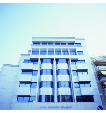 Lucrari, proiecte Proiect - IKA Building Atena, Grecia ETALBOND - Poza 96